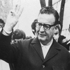On September Salvador Allende's democratic government in Chile was ousted by US-backed forces in one of the Cold War's defining moments. Allende himself was killed during the coup while his presidential palace, La Moneda, was extensively bombed. Chile, Military Coup, Visit Cuba, Noam Chomsky, Fidel Castro, Nobel Peace Prize, National Security Advisor, The Agency, Former President