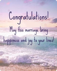 Short Wedding Wishes, Quotes & Messages (With Images) Anniversary Message Couple, Happy Anniversary Messages, Anniversary Quotes For Husband, Anniversary Quotes For Him, Wishes For Married Couple, Wedding Wishes Messages, Wedding Congratulations Card, Greetings Images, Marriage Couple