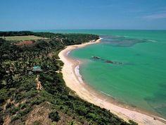 Praias mais Bonitas do Brasil, Trancoso, Bahia