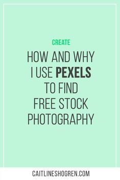 Pexels: Why it's one of my favorite free stock photography sites — Creatively Working Photography Website, Book Photography, Free Photos, Free Stock Photos, Free High Resolution Images, Graphic Design Projects, Shutter Speed, Photo Cards, Photo Sessions