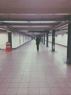 Caminho subterrâneo