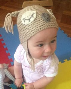 SLEEPY OWL HAT - throw back to a much smaller Izzy wearing her Owl beanie...so cute 😍 - - - #bellebirdy #babyshower #babyshowergift #babygift #kidsgift #supportsmall #supportsmallbusiness #handmade #handmadeinaustralia #australianmade #sydneymade #etsyseller #etsybaby #etsybabyshop #etsykids #etsyau #babycrochet #babyknits #kidscrochet #kidsknits #australiansuperfinemerino #heirlooms #sleepyowlhat #evedeso #eventdesignsource - posted by Belle Birdy www.instagram.com.... See more Baby Shower Designs at Evedeso.com