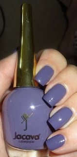 Wendy's Delights: Jacava Nail Lacquer - Phene Street from the Woodlanders AW15 collection @jacavalondon