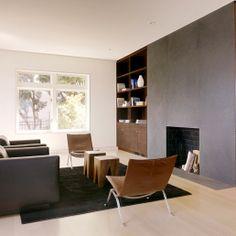 New Black Again On Pinterest Grey Modern Living Room Decor And