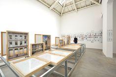 Unfinished - Spain Pavilion - La Biennale di Venezia - 15. Mostra Internazionale di Architettura - Reporting from the Front - Iñaqui Carnicero (Rica Studio) and Carlos Quintáns