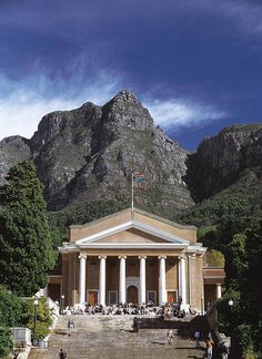 #UCT Cape Town, South Africa