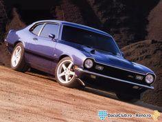 Red white amp blue plate 1972 ford maverick sprint