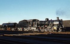 South African Class - Wikipedia, the free encyclopedia Locomotive Engine, Steam Locomotive, South African Railways, Steam Railway, Steam Engine, Pjs, Engineering, Passion, World