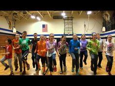 Carly's PE Games: Dance Unit for P.E. class - Fun Dance lesson ideas