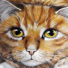 Passion galets peints - 2bb pour Foxie : Album photo - aufeminin.com : Album photo - aufeminin.com - aufeminin