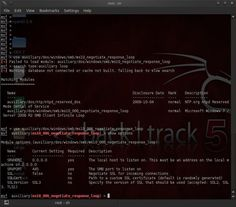 Computer Hacks and tricks: Hacking with Kali linux ( Pdf ...