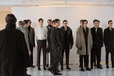 Christophe Lemaire F/W 2015