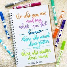 <3 Dr. Seuss is the best