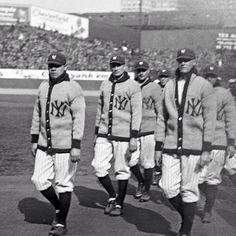 New York Yankees Opening Day 1923