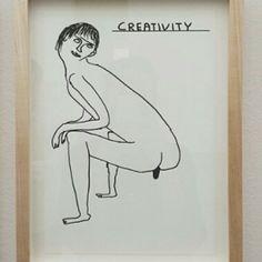 Creativity - David Shrigley