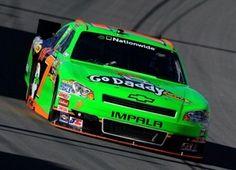 Danica Patrick joining NASCAR.