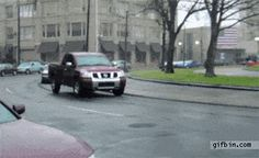 How You Drive...