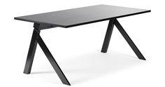 Skrivebord K2  designet af Friis Og Moltke Design - Jensen Plus