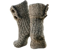 Breipatroon sokken: Moon Socks - Gratis luxe breipatronen