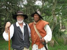 Bloody battle of ft. Mose, Osceola cature, Black Seminoles and Gullah Geechee, Conference - Ft. Mose, St. Augustine, America's first free black settlement - first destination of Underground Railroad