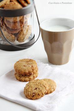 Biscotti speziati senza burro