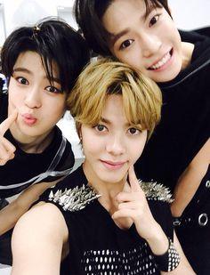 Hansol, Jaehyun and Doyoung #SMROOKIES