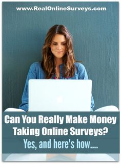 The rumors are true. You can make money taking online surveys. Are you a stay at home mom or dad looking to gain some extra profit or probably a young adult or teen that is looking to make some cash and you have been thinking about online surveys. Make Money Money Making Ideas