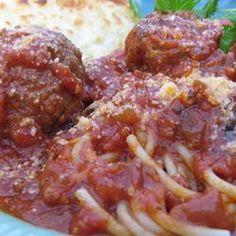 Worlds Best Pasta Sauce! Allrecipes.com