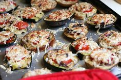 Perry's Plate: Dishing up real-food recipes and really good desserts » Grilled Eggplant Parmesan