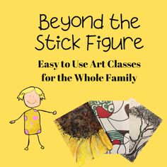 Beyond the Stick Figure Art School gives you a drawing course along with three bonus courses. Drawing Lessons, Art Lessons, Proud Of My Daughter, Online Art School, School Reviews, Drawing Course, Art Curriculum, Art Courses, Art Programs