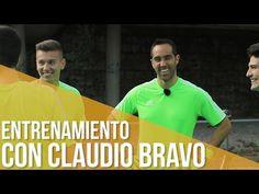 ¡Domina la portería! - Entrenamiento con Claudio Bravo (adidas) - YouTube Claudio Bravo, Polo Shirt, Adidas, Youtube, Mens Tops, Shirts, Training, Polos, Polo Shirts