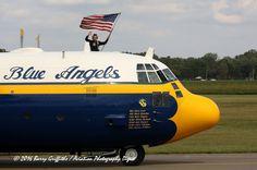 "TAXIING TO FLIGHT-LINE: Lockheed Martin C-130T Hercules USMC 164763 ""Fat Albert"""