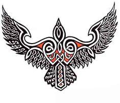 Heidnisches Tattoo, Rabe Tattoo, Backpiece Tattoo, Norse Tattoo, Celtic Tattoos, Viking Tattoos, Body Art Tattoos, Tattoo Flash, Ship Tattoos