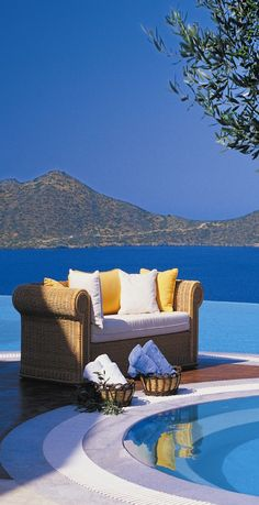 Presidential Spa Villa, Crete, Greece