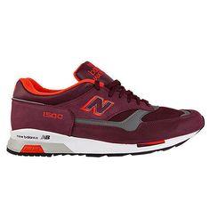 #NewBalance M1500BRG Burgundy #sneakers