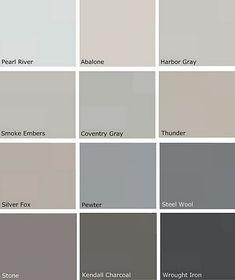 the best gray paint ever | Best gray paint colors @ Home Improvement Ideas