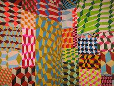 barry mcgee at modern art by sjwhidden, via Flickr