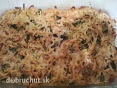 Zapečená brokolica s tofu Tofu, Macaroni And Cheese, Ethnic Recipes, Mac And Cheese