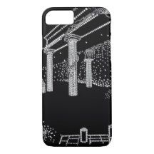 Sparkling nights Iphone case