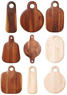Tablas de madera - Depto51