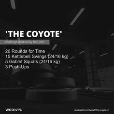 Crossfit Workouts At Home, Amrap Workout, Crossfit Abs, Running Workouts, Workout Challenge, Kettlebell Training, Kettlebell Swings, Gym Workout For Beginners, Kettlebells