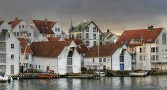 Photograph Smedasundet, Haugesund, Norway. by Roar Bævre Photography on 500px