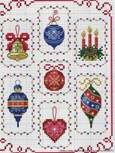 Thrilling Designing Your Own Cross Stitch Embroidery Patterns Ideas. Exhilarating Designing Your Own Cross Stitch Embroidery Patterns Ideas. Cross Stitch Christmas Ornaments, Xmas Cross Stitch, Christmas Embroidery, Cross Stitch Charts, Cross Stitch Designs, Cross Stitching, Cross Stitch Embroidery, Embroidery Patterns, Christmas Cross Stitches