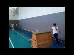 Gymnastics(5-8)/Felsős torna