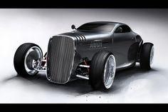 Audi Gentleman's Hot Rod Racer by Mikael Lugnegård - Carscoop