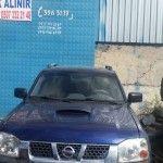 Nissan Çift Kabin Çıkma Parça