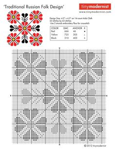 Thrilling Designing Your Own Cross Stitch Embroidery Patterns Ideas. Exhilarating Designing Your Own Cross Stitch Embroidery Patterns Ideas. Russian Cross Stitch, Tiny Cross Stitch, Free Cross Stitch Charts, Cross Stitch Flowers, Cross Stitch Kits, Counted Cross Stitch Patterns, Cross Stitch Designs, Folk Embroidery, Cross Stitch Embroidery