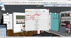 Arquitetura Ativa!: Tutorial Render Vray Sketchup: Configuração Render Básico para Interiores