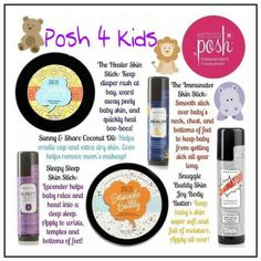 Perfectly Posh for kids