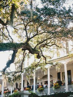 Photography: Brandon Lata Photography - www.brandonlata.com  Read More: http://www.stylemepretty.com/2014/09/01/elegant-charleston-wedding-at-the-governor-thomas-bennett-house/